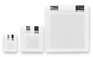 Air patch battery